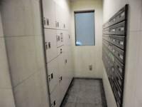 エントランス:メールボックス、宅配ボックス完備