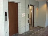 その他共有部:エレベーター2基完備