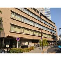 周辺環境:渋谷区中央図書館