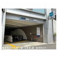 周辺環境:北参道駅320m