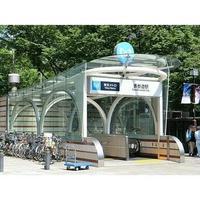 周辺環境:表参道駅1100m