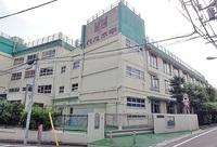 周辺環境:代々木中学校1300m