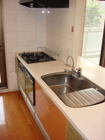キッチン:対面キッチン