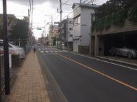 その他現地写真:前面南公道