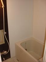 浴室:追焚機能付のバスルーム