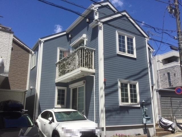 外観:令和3年5月外装・屋根塗装済の外観