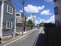 その他現地写真:車両通行の少ない東南6m公道面